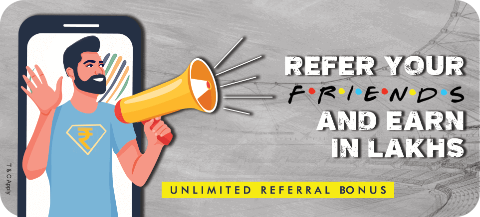 Refer and Earn - PlayerzPot