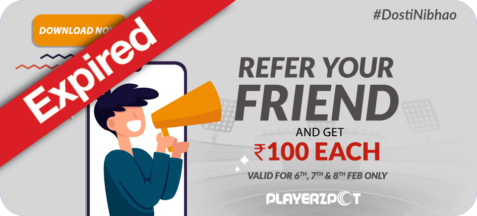 Refer And Earn 2.0 | PlayerzPot