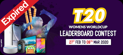Women's World Cup – Leaderboard Contest| PlayerzPot