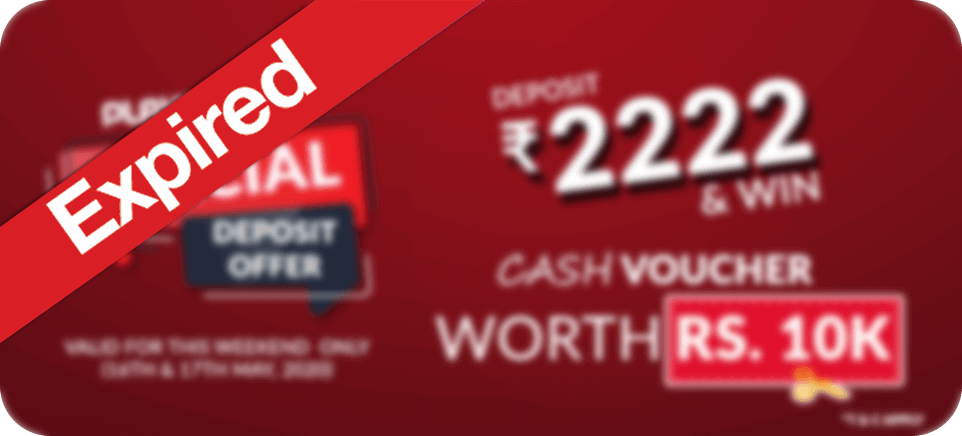 Deposit & Win Offer | PlayerzPot