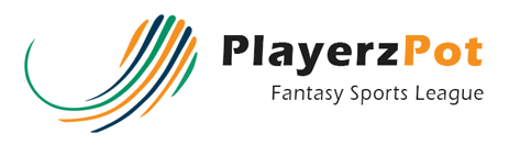Side Logo PlayerzPot - Fantasy Sports for cricket and football sports games